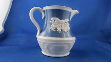 ancien petit pichet pot a lait wedgwood Angleterre vers 1900