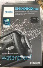Philips BT2200B/27 Shoqbox Mini Rugged Compact Wireless Waterproof Outdoor