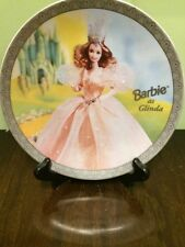Barbie As Glinda The Good Witch Of Wizard Of Oz Collectors Plate  Doll Wall Art