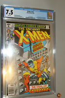 X-Men 122 1st Mastermind CGC 7.5 Marvel Comic 1979