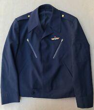 Yugoslavia Airlines JAT 1970s steward male flight attendant cabin crew Jacket