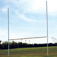 "Classic ""H"" Shape Steel Goal Post (One Pair of Goals)"