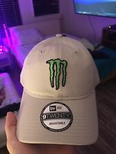 Monster Energy New Era 9Twenty Athlete Adjustable Hat Cap (Extremely rare)