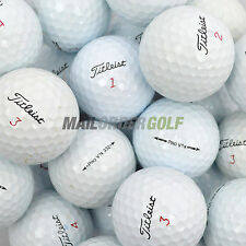 48 TITLEIST PRO V1x  PROV1X 328 GOLF BALLS - A Grade Premium Quality Superb UK