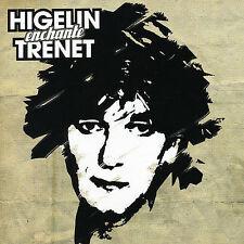 Jacques Higelin Enchante Trenet CD, EMI