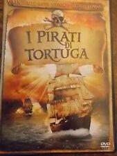 """DVD """" I PIRATI DI TORTUGA """""""