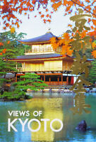 Views of Kyoto Postcards / 14 sheets of set / Japan