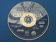 2002 2003 2004 2005 2006 Grand Cherokee Overland Limited Navigation DVD Map 33AE