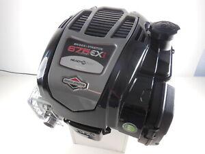 Briggs & Stratton 675 EXI OHV Motor 163 cc Rasenmäher 22,2 / 62 mm Kurbelwelle