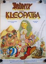 Asterix und Kleopatra Filmposter A1 Zeichentrick Renè Goscinny Cléopatra Uderzo