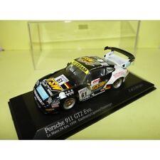 PORSCHE 911 GT2 N°31 LE MANS 1999 MINICHAMPS 1:43 Arrivée 31ème Abd