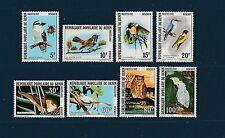 Benin  animaux oiseaux  faune   num:  545/52 **