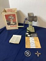 Vintage Rival Grind-O-Mat Grinder Food Chopper Model 303 Avocado