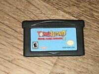 Yoshi's Island Super Mario Advance 3 Nintendo Game Boy Advance Battery Saves