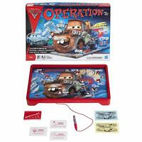 Cars 2 Operation Game Hasbro Disney Pixar 100% Complete With Instructions