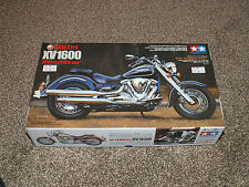 Yamaha XV 1600 RoadStar 1/12 Tamiya scale Motorcycles MPN 14080