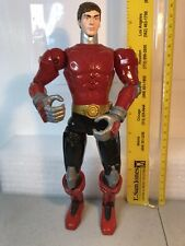 "Power Rangers RED RANGER Samurai Force 10"" Action Figure Toy Bandai 2011"