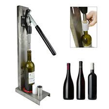 New listing New Manual Corker Wine Corks Presser Bottle Corking Inserting Pom Stopper Tool