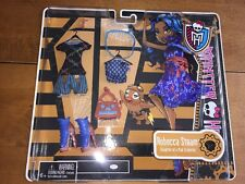 Monster High Robecca Steam Deluxe Fashion Pack By Mattel New In Package