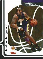 2006-07 Topps Hobby Masters #HM1 Kobe Bryant / Los Angeles Lakers / HOF / NM-MT