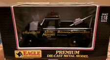 Eagle Collection 1/18 Land Rover Series 3 109 Pick up Crane Keith Motors