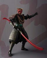 """7"""" Star Wars Samurai Taisho Darth Maul PVC Action Figure"""