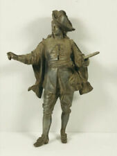 Figures Metal Statue Art Sculptures