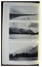1927 Obruchev  SIBERIA  Chersky Range  DISCOVERY OF MOUNTAIN RANGE  Photos  -11
