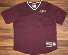 Nike Cooperstown Collection Philadelphia Phillies Mike Schmidt Jersey (Size XL)