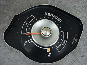 1969 MERCURY COUGAR ORIGINAL TEMP. GAUGE