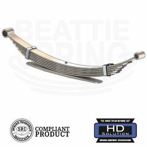 Rear Leaf Spring for Ford E-250 E-350 Econoline Heavy Duty OE Spec SRI Certified