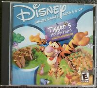 Disney's Tigger's Honey Hunt Junior Adventure (PC Game 2001) 100%Guaranteed VGC