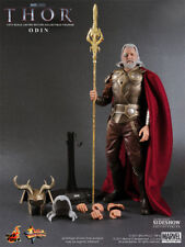 Hot Toys MMS 148 Thor Odin Anthony Hopkins 12 inch Action Figure NEW US Seller
