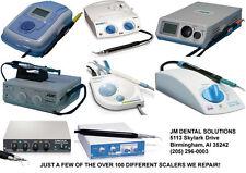 Dentsply Cavitron Ultrasonic Dental Scaler & Prophy Jet Repair Estimates -
