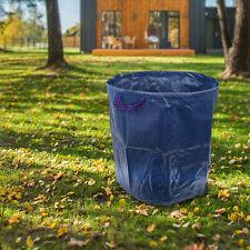 1x Gartenabfallsack für Laub Grünschnitt 270 Liter robust bis 50kg 67cm x 76cm