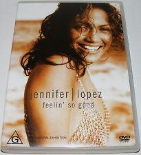 JENNIFER LOPEZ  Feelin So Good---(Dvd)