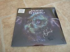 Avenged Sevenfold  The Stage 2016 2x 180g Vinyl LP BAND AUTOGRAPHED SEALED x4