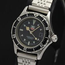 TAG HEUER Watch 2000 973.008 Black   Quartz St.Steel Date   T1993