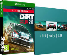 DiRT Rally 2.0 Day One Ed+ Steel Book Xbox One
