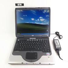 """HP COMPAQ NX9030 15"""" LAPTOP PENTIUM M 1GB 40GB WIN XP PRO H779"""