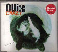 Oui3-Crazy cd maxi single