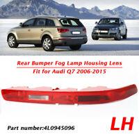 Für Audi Q7 06-15 LED Stoßstangen Reflektor Rücklicht Bremsleuchten Lampe Links