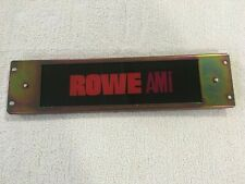 ROWE MMCD-1 GLASS