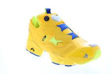 Reebok instapump Fury Mu Миньоны мужские желтые сотрудничество кроссовки, обувь