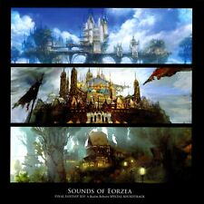 *Brand New* Final Fantasy 14 XIV: Sounds of Eorzea Special Music CD Sountrack