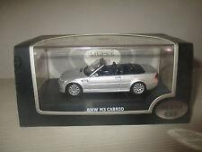 BMW M3 CABRIO MAXI CAR SCALA 1:43