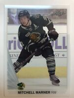 2014-15 Leaf CHL Acetate Pre Rookie #EXPO-MM1 Mitch Marner Rare RC Insert London