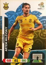 225 Artem Milevskiy - UEFA EURO 2012 ADRENALYN XL PANINI (10)