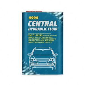 MANNOL Central Hydraulic Fluid CHF 11S VW TL 52146 Ford WSS-M2C204-A 1L
