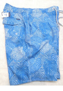 Johnnie-O West Coast Prep SAHA Floral Pattern Board Shorts Swim Trunks NWT xL